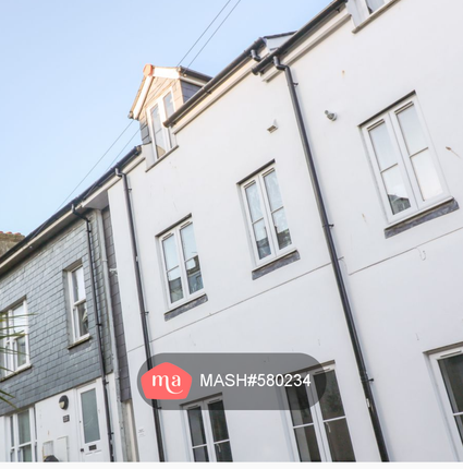Thumbnail Flat to rent in New Windsor Terrace, Falmouth