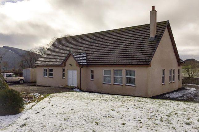 Thumbnail Property for sale in Cross Road, Crawfordjohn, Biggar