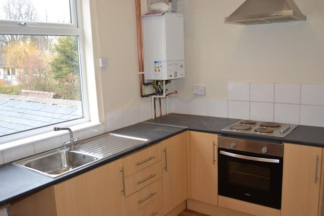 Thumbnail Flat to rent in Stamford Street, Glenfield, Leicester