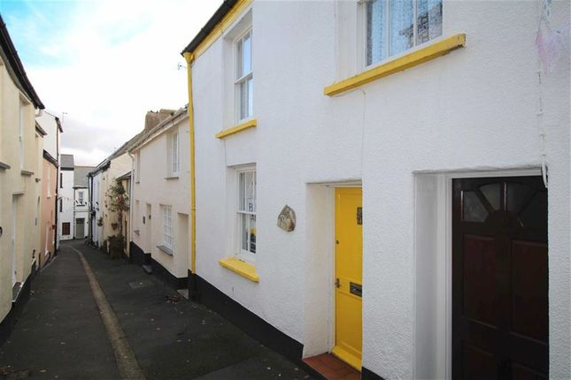 Thumbnail Terraced house for sale in One End Street, Appledore, Bideford