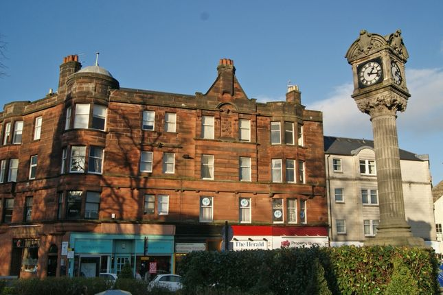Thumbnail Flat for sale in Allan Park, Stirling