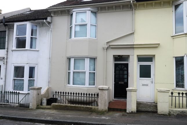 Thumbnail Terraced house to rent in Aberdeen Road, Brighton