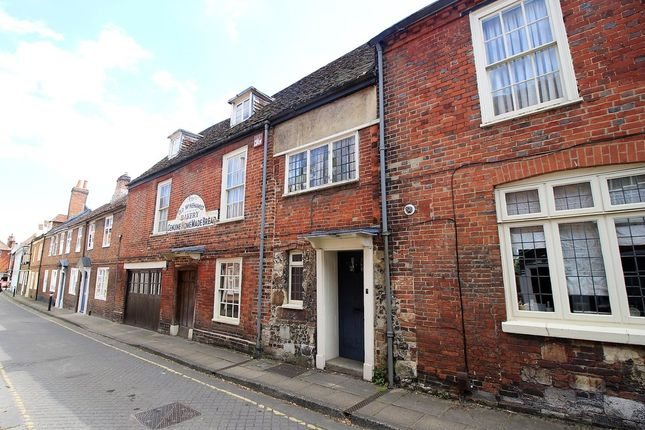Thumbnail Terraced house to rent in Canon Street, Winchester
