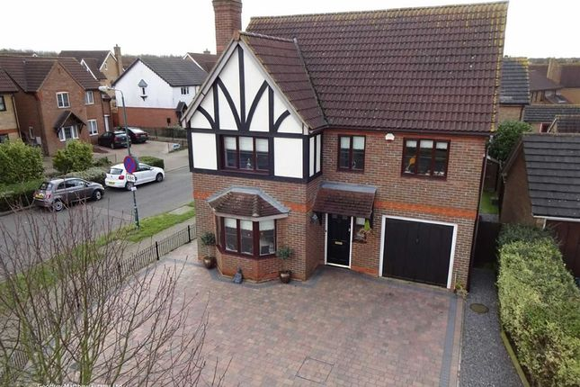 Thumbnail Detached house for sale in Whieldon Grange, Church Langley, Harlow, Essex