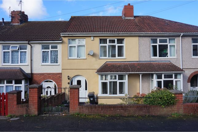 Thumbnail Terraced house for sale in Tyning Road, Lower Knowle