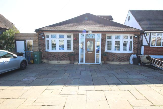 Thumbnail Detached bungalow for sale in Charminster Road, Worcester Park
