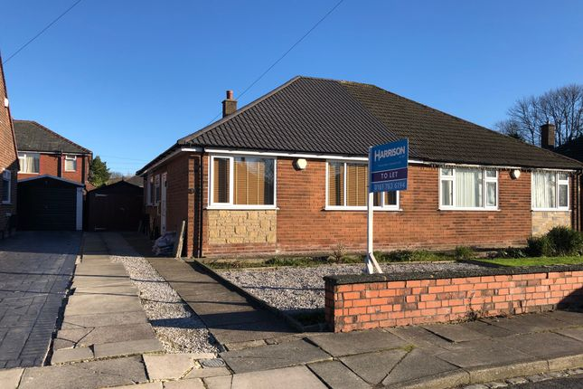 2 bed bungalow to rent in Walton Drive, Bury BL9