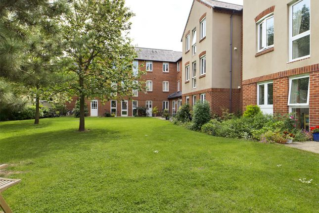 Thumbnail Flat for sale in Wallace Court, Station Street, Ross-On-Wye, Herefordshire