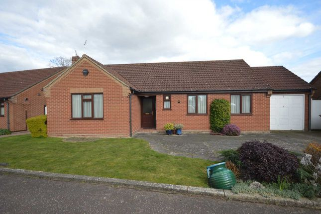 3 bed detached bungalow for sale in Fir Tree Close, Brundall NR13