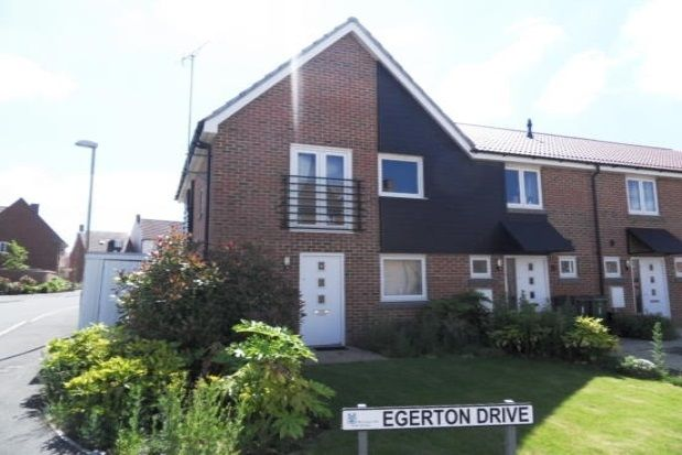 Thumbnail Property to rent in Hewitt Road, Basingstoke