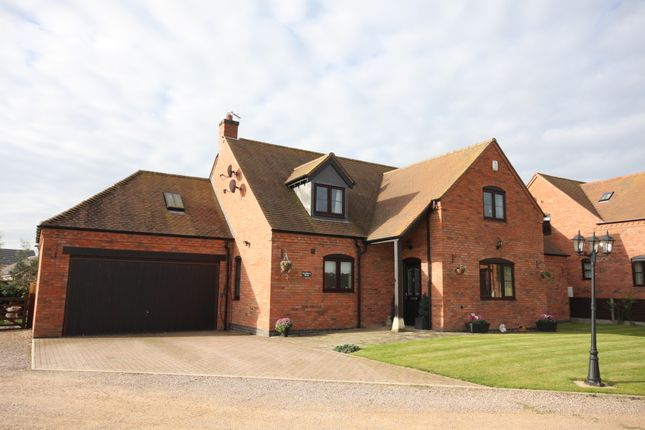 Thumbnail Detached house for sale in Merry Brook Heights, Evesham