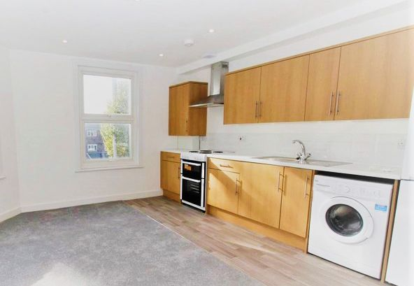 Thumbnail Flat to rent in Nelson Road, London
