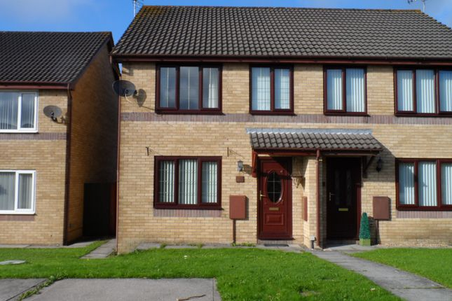 3 bed semi-detached house to rent in Rowans Lane, Bryncethin