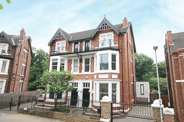 Thumbnail Semi-detached house for sale in Hound Road, West Bridgford, Nottingham
