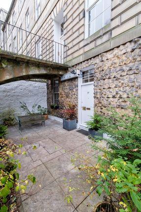 Thumbnail Flat for sale in Bellevue Crescent, Edinburgh