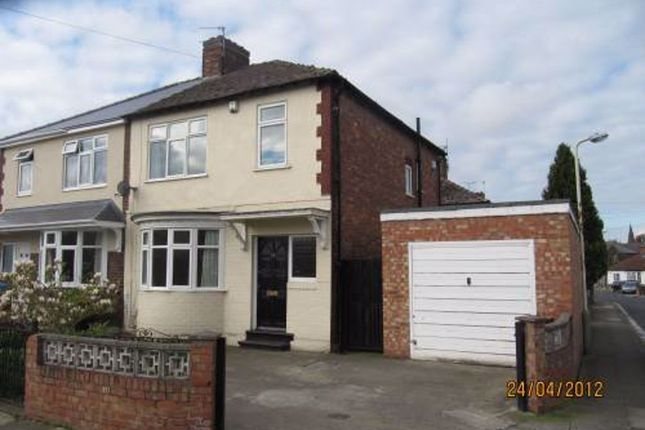 Thumbnail Property to rent in The Leas, Darlington