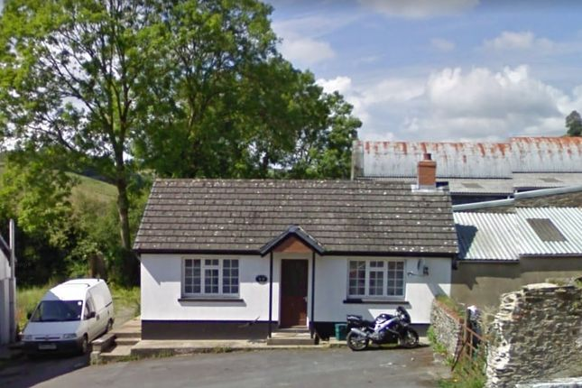 Thumbnail Detached bungalow for sale in Lamb Lodge, Llanboidy, Whitland