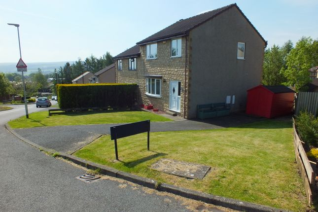 Thumbnail Semi-detached house for sale in Meadow Grange, Haltwhistle, Northumberland
