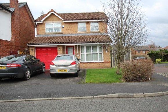 Thumbnail Detached house to rent in Lloyd Road, Prescot