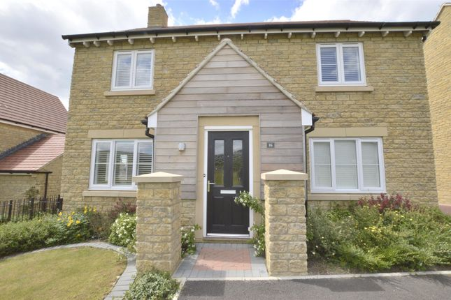 Thumbnail Detached house for sale in Bullfinch Road, Bishops Cleeve, Cheltenham, Glos