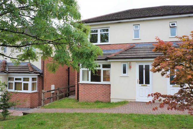 Thumbnail Semi-detached house for sale in Llys-Y-Bugail, Penygroes, Llanelli