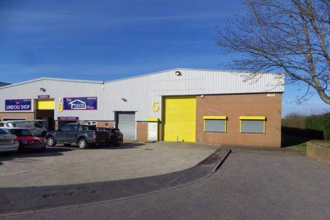 Thumbnail Light industrial to let in Unit 5 Lister Road Industrial Estate, Basingstoke