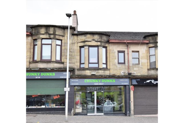 Thumbnail Flat for sale in Rochsolloch Court, Airdrie