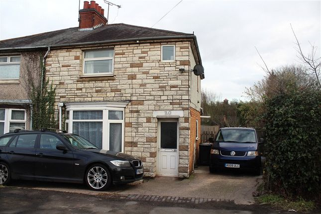Semi-detached house in  Heath Road  Bedworth  Warwickshire C Birmingham
