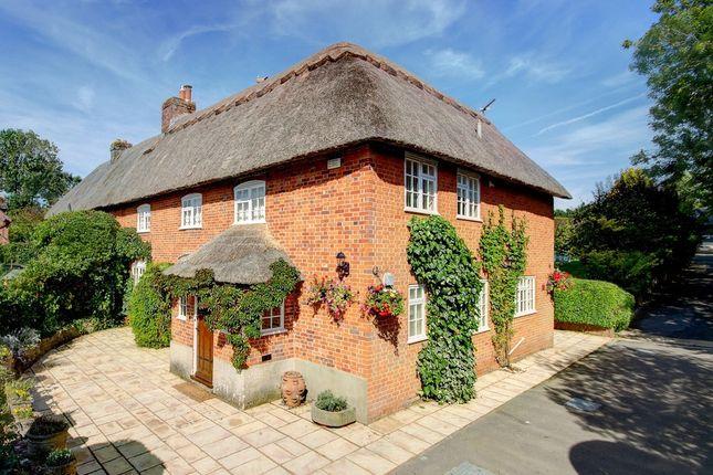 Thumbnail Cottage for sale in Home Farm Close, Mildenhall, Marlborough