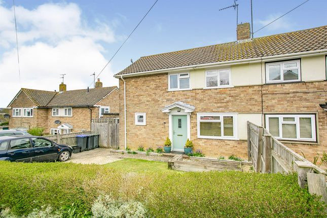 3 bed semi-detached house for sale in Churchill Avenue, Bulford, Salisbury SP4