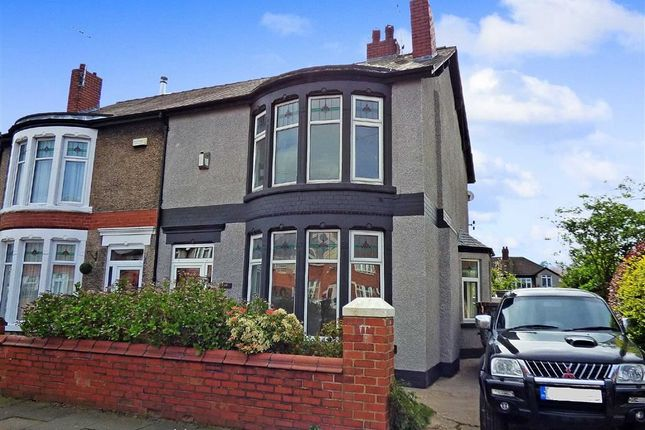 Thumbnail Property for sale in Gainsborough Road, Crewe