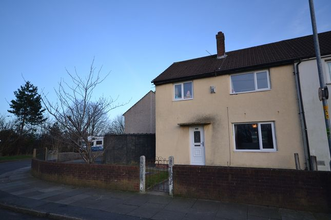 Thumbnail End terrace house for sale in Eden Vale, Bootle