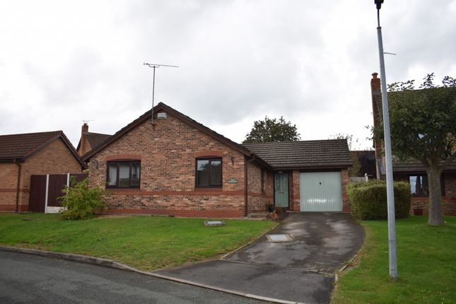 3 bed detached house to rent in Hunters Croft, Higher Kinnerton, Chester CH4