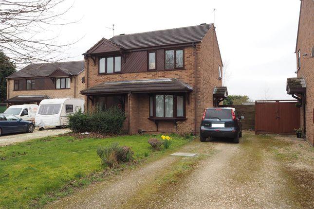 Thumbnail Semi-detached house for sale in Kingfisher Close, Balderton, Newark