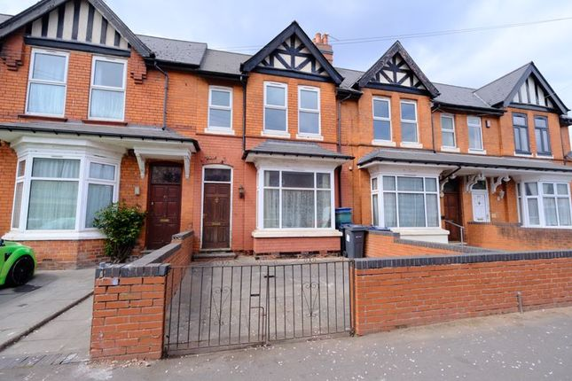 3 bed terraced house for sale in Showell Green Lane, Sparkhill, Birmingham B11