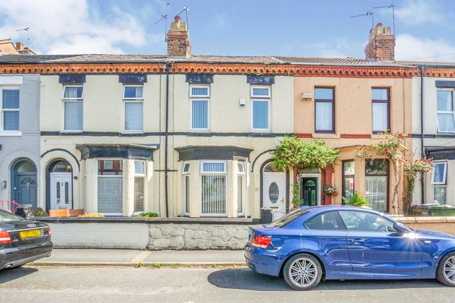 Thumbnail Terraced house for sale in Grove Road, Hoylake, Wirral