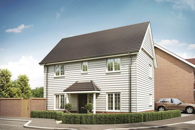 Thumbnail Detached house for sale in St Johns Way, Edenbridge, Kent