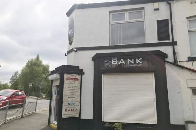 Restaurant/cafe to let in 616 Bury Road, Bolton