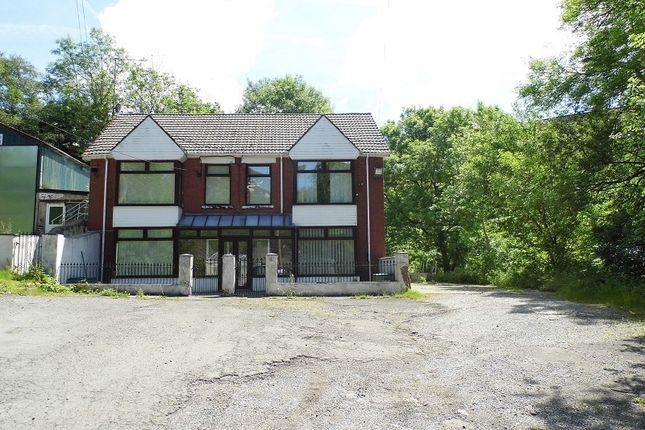 Thumbnail Detached house for sale in Oxford Street, Pontycymer, Bridgend, Mid Glamorgan.