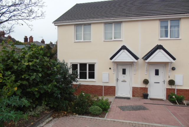 Thumbnail Semi-detached house to rent in Bar Mews, Stowmarket