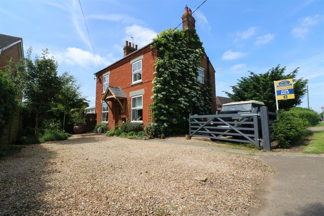 Thumbnail Detached house for sale in Rushden Road, Newton Bromswold, Rushden