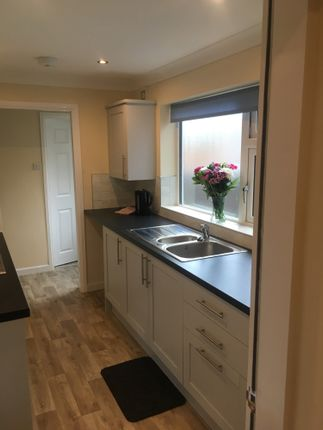Thumbnail Terraced house to rent in Heath Street, Newcastle, Staffordshire