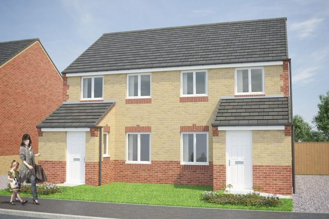 Semi-detached house for sale in Kingsway, Stainforth, Doncaster