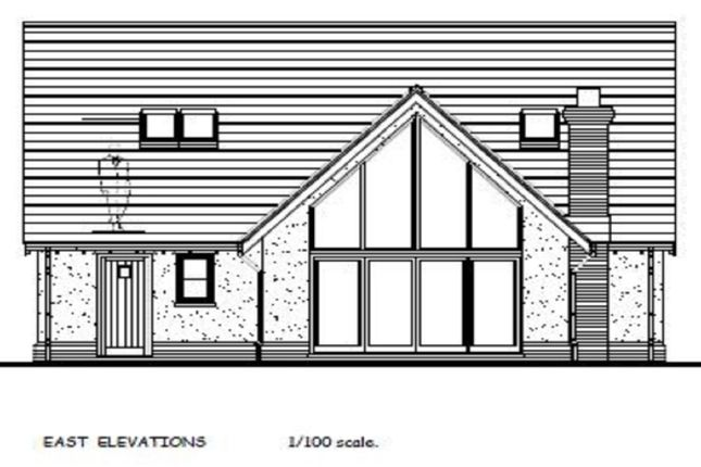 Thumbnail Land for sale in Church Lane, Bedfield, Woodbridge