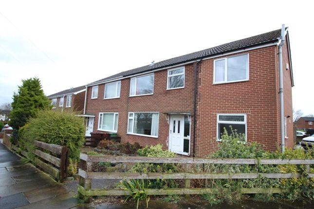 Thumbnail Semi-detached house to rent in Fairfield Road, Ossett