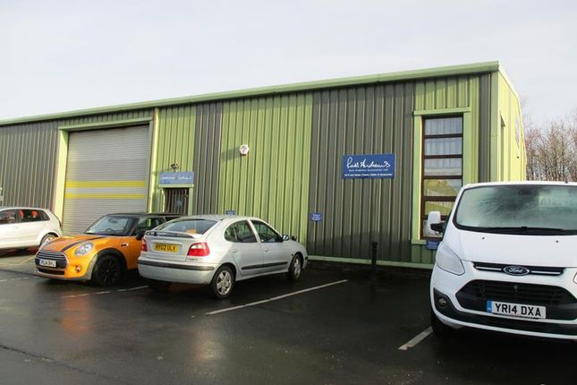 Thumbnail Light industrial to let in Unit 1B, Moreland Court, Westmorland Business Park, Shap Road, Kendal, Cumbria
