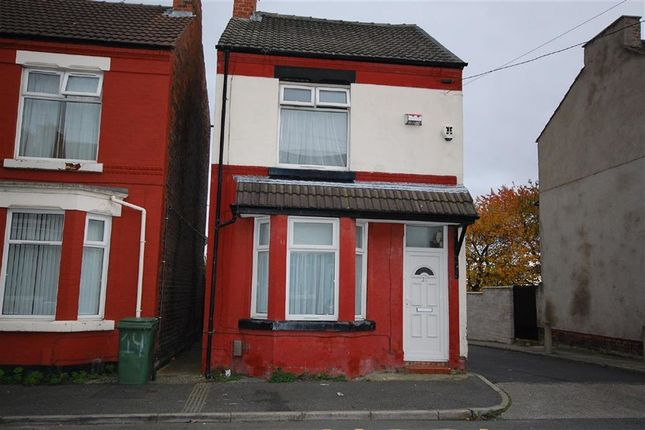 Thumbnail Terraced house to rent in Brentwood Street, Wallasey, Merseyside