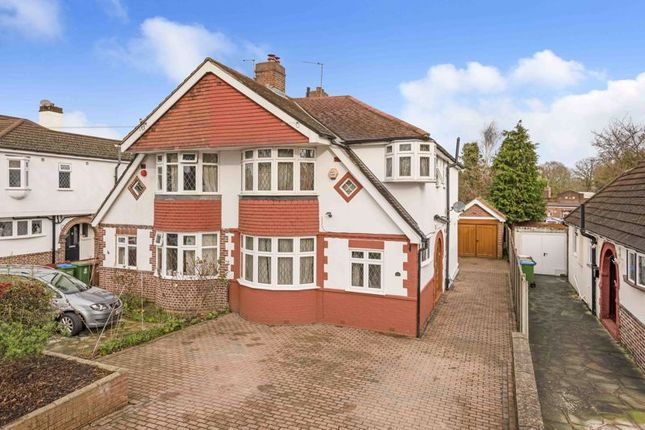 Semi-detached house for sale in Old Farm Avenue, Sidcup