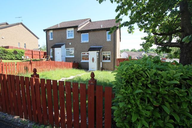 Thumbnail Terraced house to rent in Lindrick Drive, Summerston, Glasgow