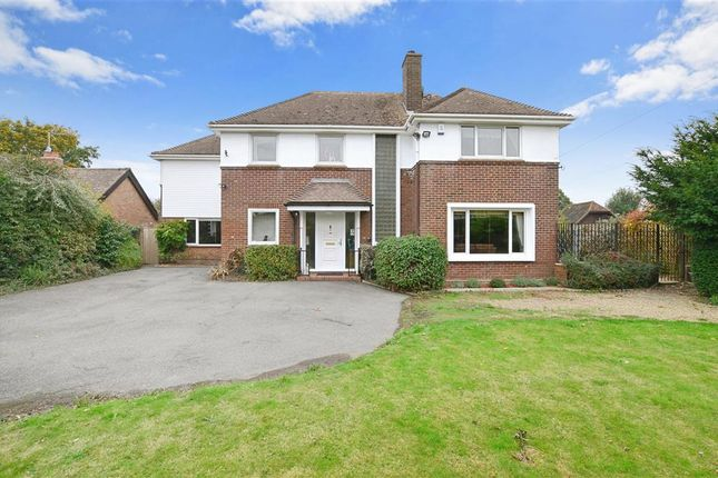 Thumbnail Detached house for sale in Ulley Road, Kennington, Ashford, Kent